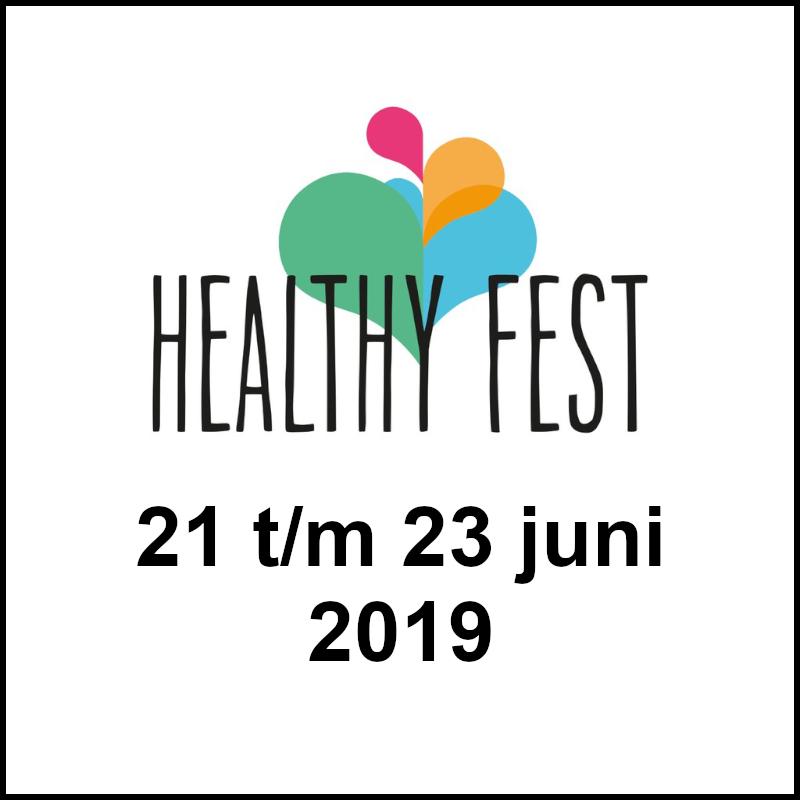 Healthy Fest met Healthy Shots!