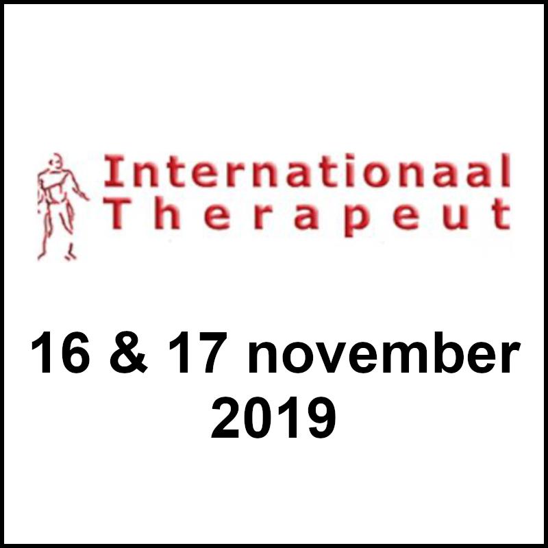 Go Now aanwezig op de Internationaal Therapeut beurs
