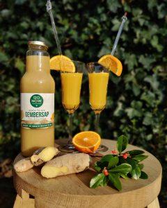 alcholvrije mimosa